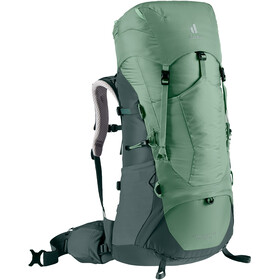 deuter Aircontact Lite 45 + 10 SL Backpack Women aloe/forest